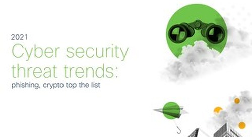2021 Cyber security threat trends- phishing, crypto top the list