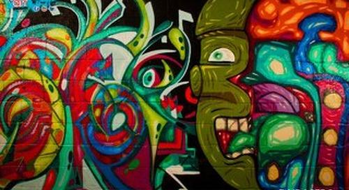 Alley Art Movement Issue 01 Raid | Serc