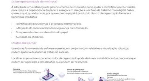Storyboard For PaperCut Brazil