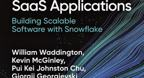O'Reilly Report: Architecting Data-Intensive SaaS Applications