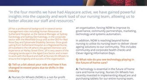 Case Study: Nurses on Wheels