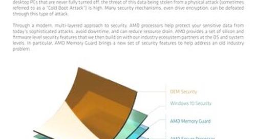 AMD Memory Guard