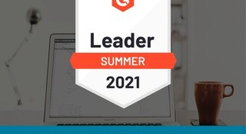 OneLogin Named a Leader in G2's Summer 2021 Report for CIAM