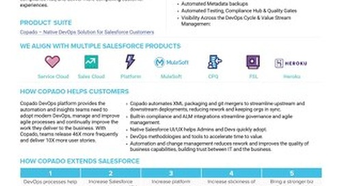 Copado for High Tech AppExchange Overview