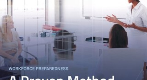 Workforce Preparedness - A Proven Method to De-Risk Your Development