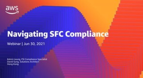 Navigating SFC Compliance