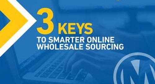3 Keys to Smarter Wholesale Sourcing eBook - Manheim Dashboard