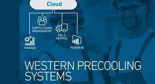 Customer Success Story: Western Precooling Systems