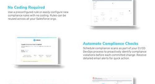 Copado Compliance Hub Overview