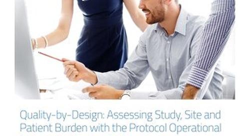 MCC - Assessing Study Site Patient Burden