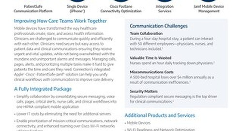 Clinical Communication and Collaboration