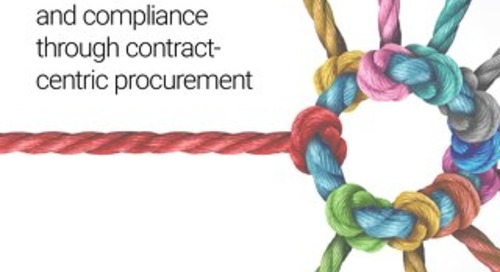 Enabling Collaboration and Compliance Through Contract-Centric Procurement - Procurement Leaders