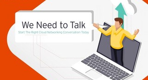 Start The Right Cloud Networking Conversation Today