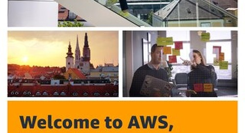 Welcome to AWS, Zagreb
