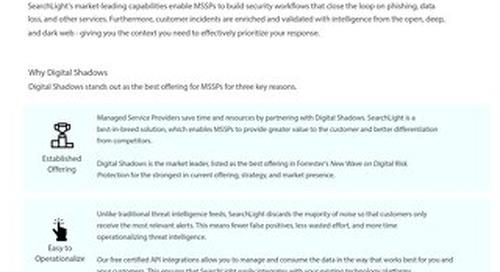 MSSP Program Overview