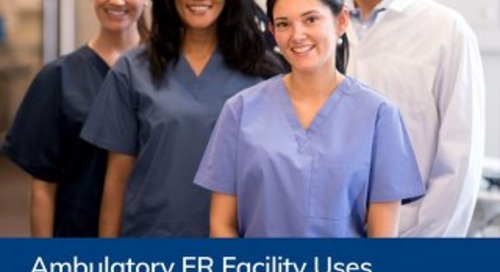 Ambulatory ER Facility Uses Scheduling Technology to Improve Staff Engagement and Save Money