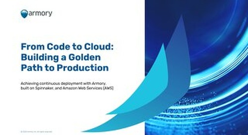 From Code to Cloud: Building a Golden Path to Production