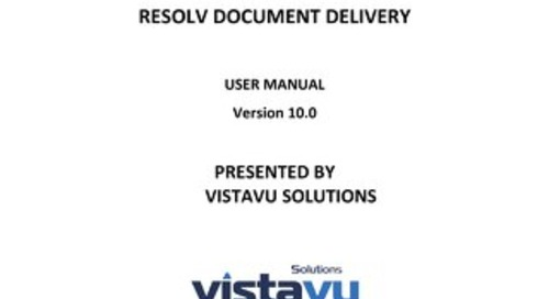 User Guide | Document Delivery