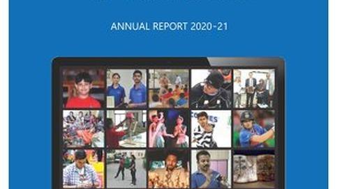 Shiv Nadar Foundation Annual Report  2020-2021