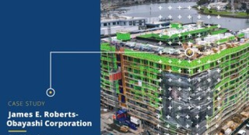 Case Study: James E Roberts Obayashi Corp   Simplifying Processes