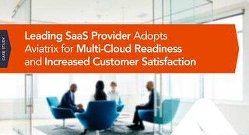 SaaS Customer Case Study