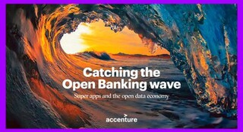 Catching the open banking wave