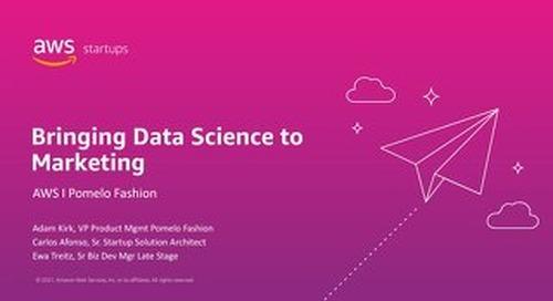 Bringing Data Science to Marketing
