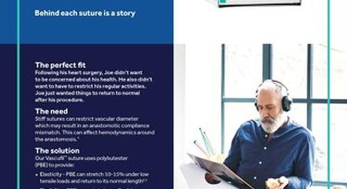 Vascufil™ Monofilament Suture - Info Sheet