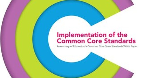 Edmentum's Common Core eBook