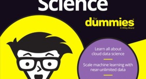 Cloud Data Science for Dummies