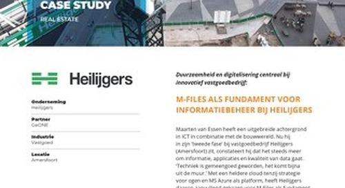 Case Study: Heilijgers