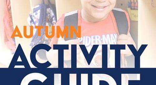2021 Autumn Activity Guide