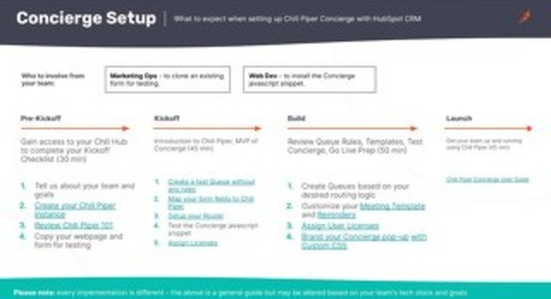 Concierge Onboarding Guide (HubSpot Setup)