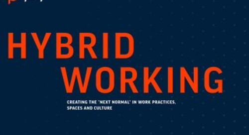 Hybrid Working Creating the Next Normal in Work Practices Spaces and Culture with Poly