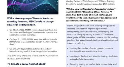 MEMX Stock Exchange