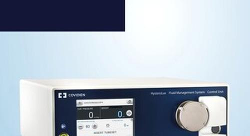 Brochure: Hysterolux Fluid Management System Information