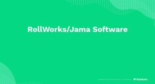 Rollworks Packages Test