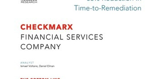 Global Financial Services Company