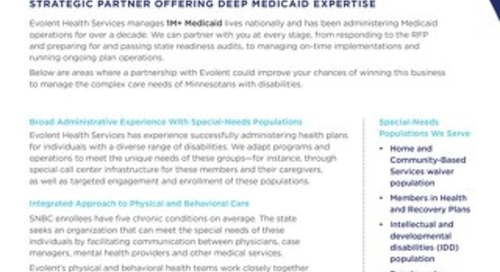Minnesota Special Needs BasicCare