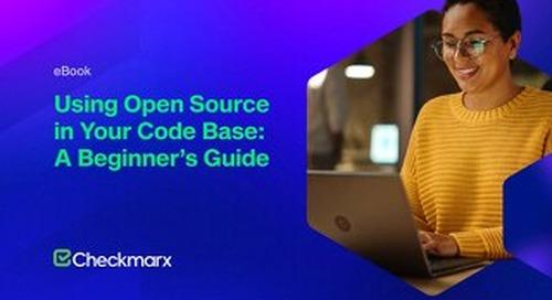 Open Source in Code Base - Beginners Guide