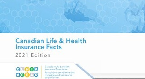 Canadian Life and Health Insurance Facts - 2021