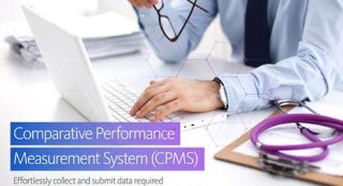 Comparative Performance Measurement System (CPMS)