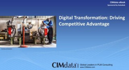 Digital Transformation: Driving Competitive Advantage