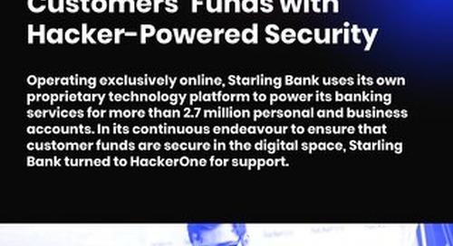 Starling Bank Customer Story