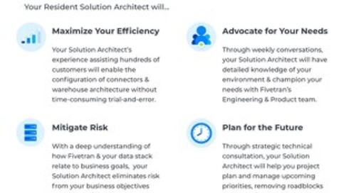 Fivetran Resident Solution Architect Package Overview