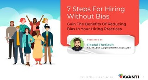 7 Steps for Hiring Without Bias