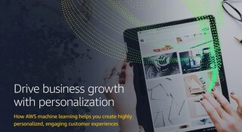 Increase your revenue with customer personalization