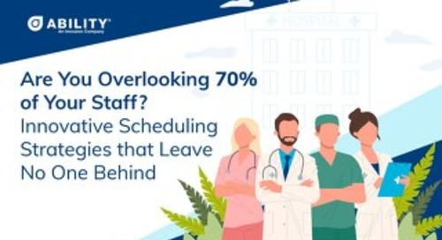Innovative Scheduling Strategies that Leave No One Behind