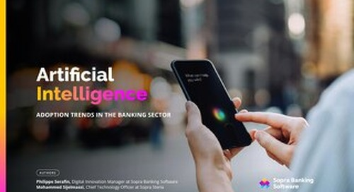Artificial intelligence: Adoption trends in the banking sector