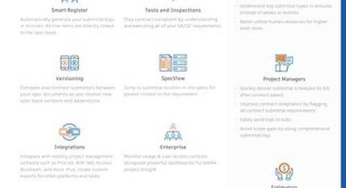 AutoSpecs Infosheet
